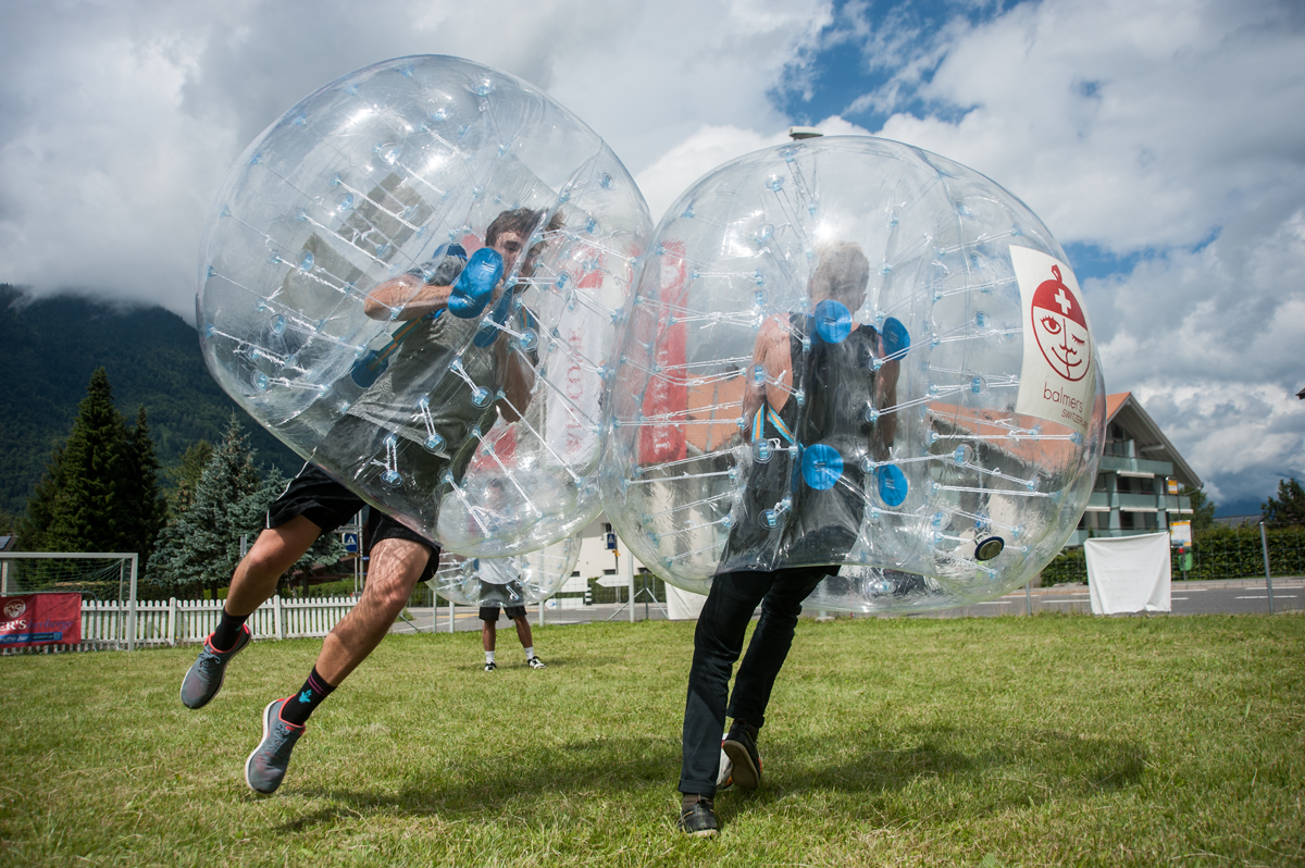 Outdoor Bubble Bett Bubble Ball Tournaments Best Outdoor Activities Interlaken