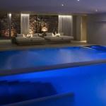 El impresionante spa Aguas de Ibiza