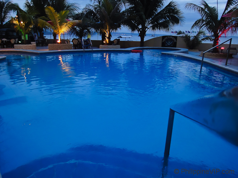 Treasure Island Beach Resort Address