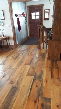 White Pine Flooring  Balsam Wide Plank Flooring