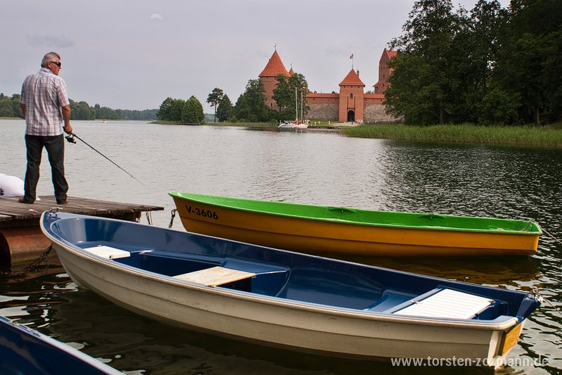 Lithuania: Trakai named among top 10 most spectacular ancient villages and towns