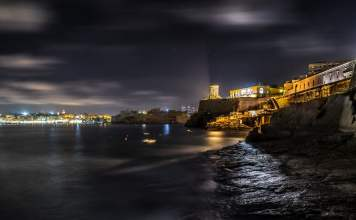 Valletta by night - Malta - Cityscape