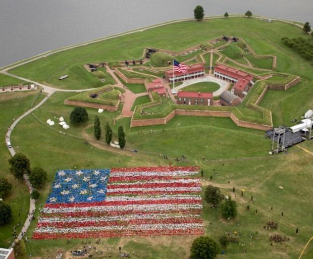 Friends of Fort McHenry, 2014 September 9