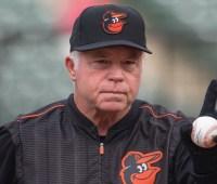 Buck Showalter - Baltimore Orioles manager