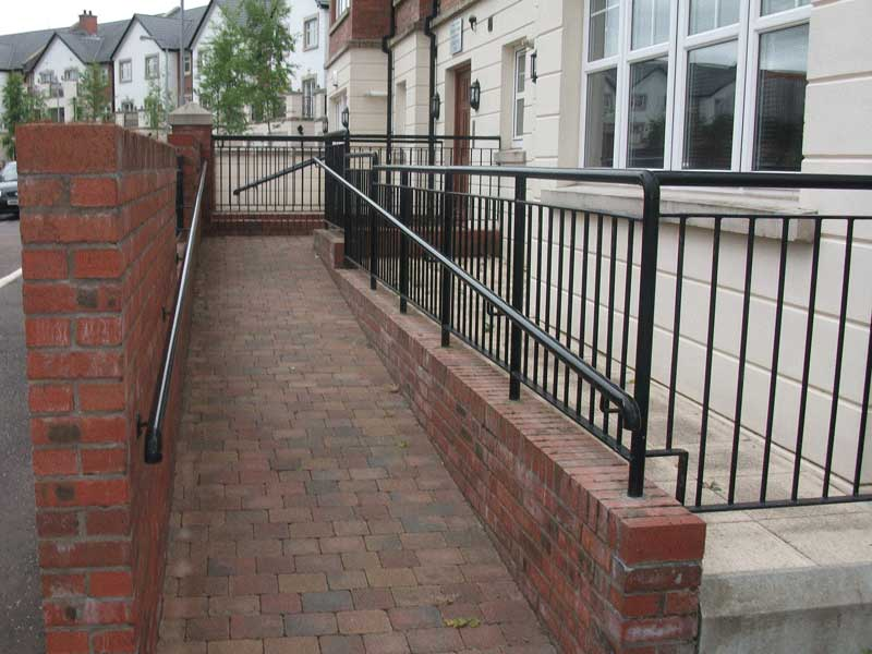 Handrails For Stairs Northern Ireland Bam Fabrications