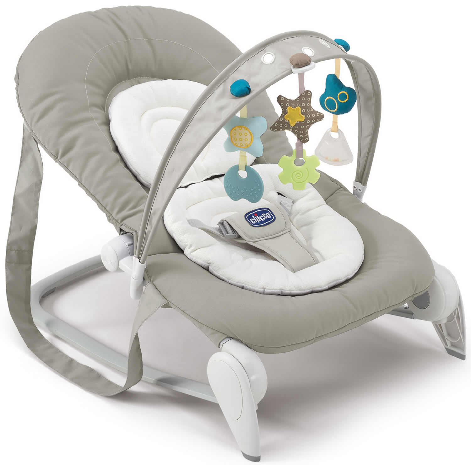Wippe Baby Chicco Hoopla Babywippe Wippe Schaukelwippe Ebay