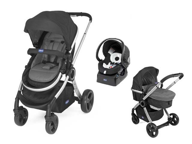 Reclining Travel Pushchair Chicco Urban Travel System Bambinos Wexford