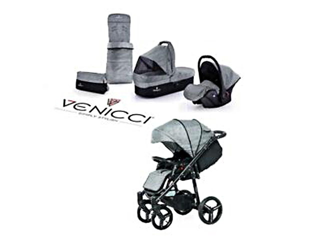 Toddler Pushchair Up To 25kg Venicci Soft Edition Travel System Bambinos Wexford