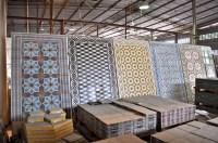 handmade ceramic tiles