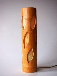 Handmade designer bamboo lamps and accessories for ...