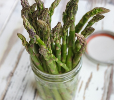 Use This Trick When Storing Asparagus