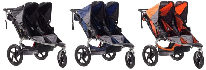 "Bugaboo Donkey Duo Or Twin Best ""all Terrain"" ""side By Side"" Double Stroller Why"