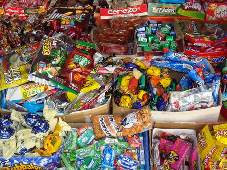 Mmmmm… dulces…