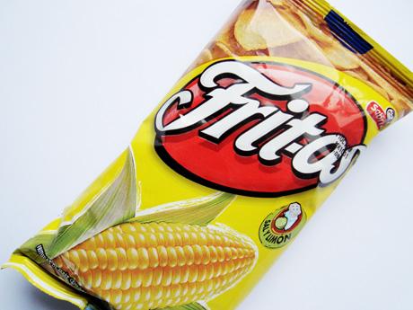 La nueva imagen de Fritos Sal y Limón