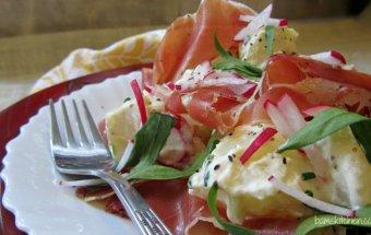 Kicked Up Potato Salad_Bam's Kitchen