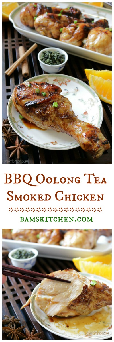 Chinese Tea-Smoked Chicken Recipe — Dishmaps
