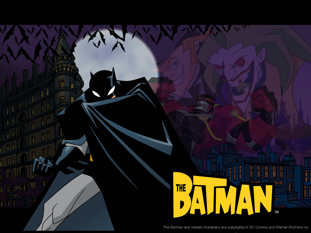 Batman The Dark Knight Car Wallpaper Ranking The Modern Animated Batman Shows Page 5
