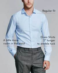 23cadf09728 √ Fit Guide Men s Shirts Fits