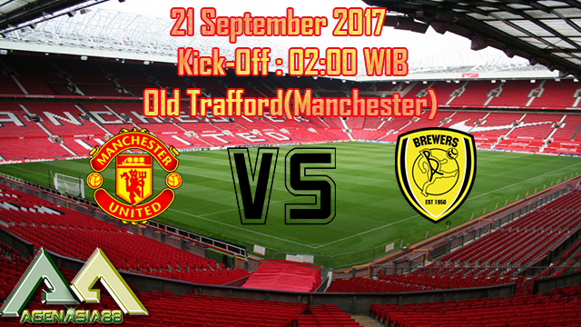 Prediksi Manchester United Vs Burton Albion 21 September 2017