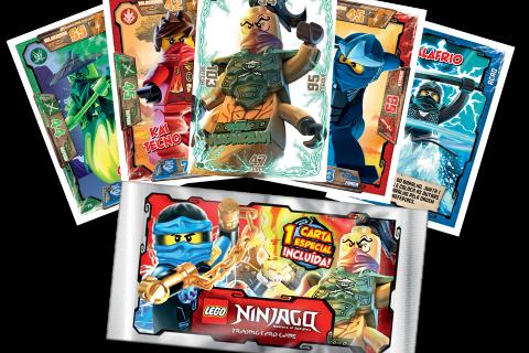 Lego Ninjago TCG