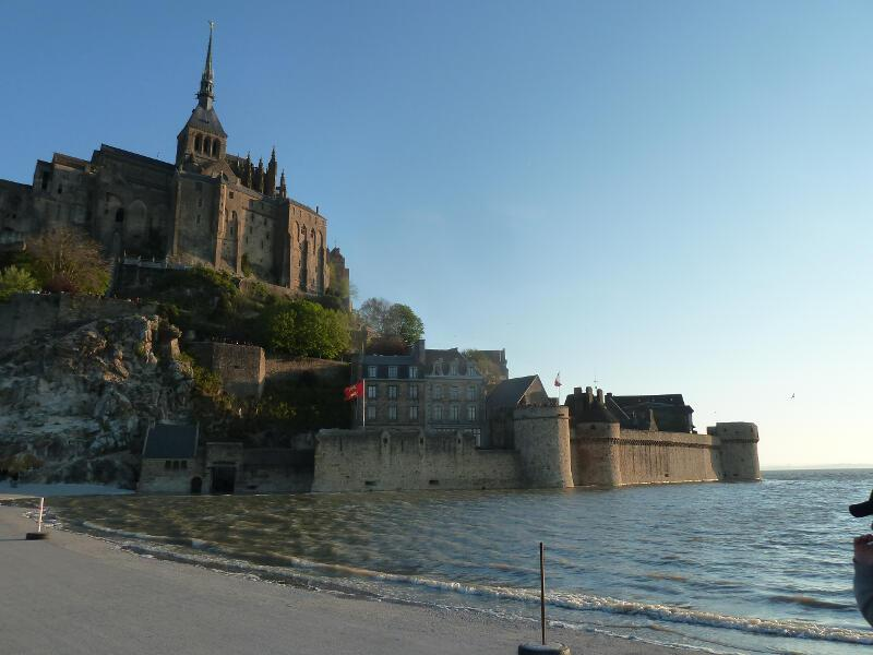 Chambre D Hote Granville Bed And Breakfast, Holiday Rental In Mont Saint Michel Bay