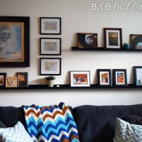 Putting Things on the Walls - Our Journey to Photo Ledges
