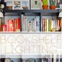 You Light Up My Life ~ Bookshelf Lights