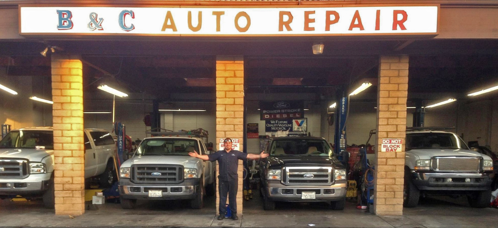 Repair Shop Auto Repair Vista Ca Car Service B C Auto Repair