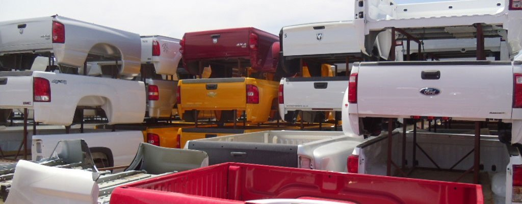 Replacement Truck Beds - B  J Body Shop - Boulder City, NV