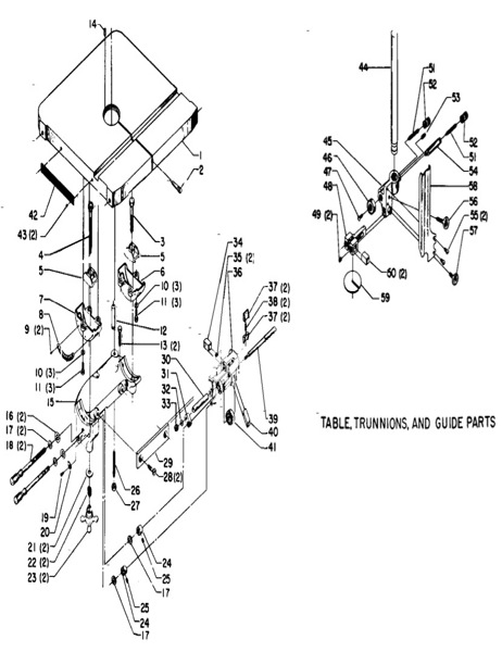 Deltum Shopmaster Table Saw Wiring Diagram - Best Place to Find