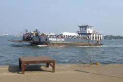 Ferry to Vypin island