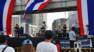 Asok music concert by day