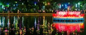 Official venues to celebrate Loi Krathong 2013