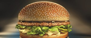 How to order online a Big Mac in Thailand
