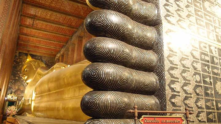 Temple of the Reclining Buddha, Wat Po