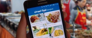 Street Food Bangkok, a new app to find the best street food in the city