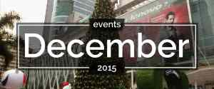 Events not to miss in Bangkok this December