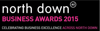 North Down Business Awards 2015 Logo