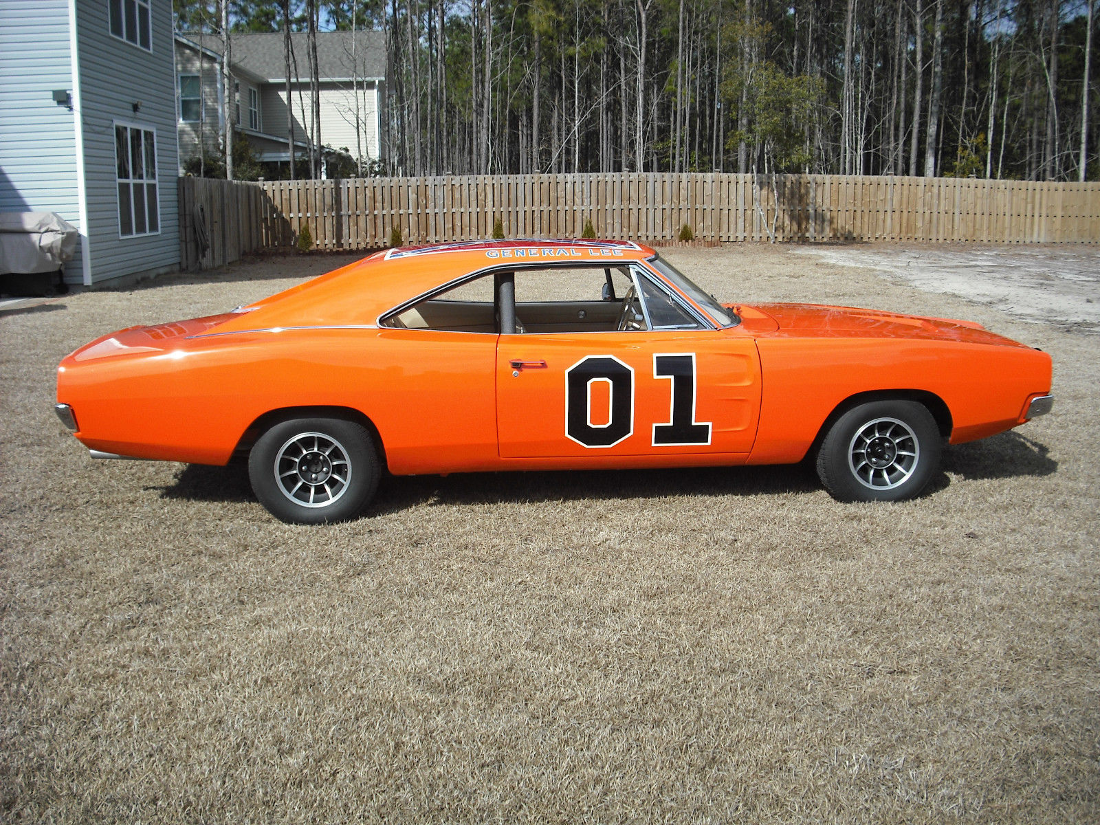 1968 Dodge Charger Wallpaper Cars Bangshift Com There Is A Pristine General Lee For Sale On Ebay
