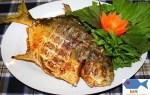 Cách làm món cá chim nướng muối ớt ngon tuyệt
