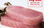 Cá cờ cắt Steak đông lạnh giá bao nhiêu – Cách chế biến món ăn ngon