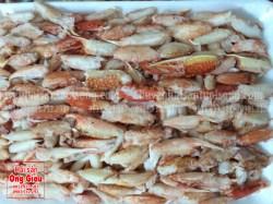 Giá bán thịt ghẹ tươi sống tại TPHCM bao nhiêu 1kg hiện nay