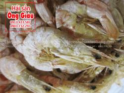 Tôm khô nguyên vỏ Cà Mau bán tại TpHCM giá bao nhiêu tiền 1kg