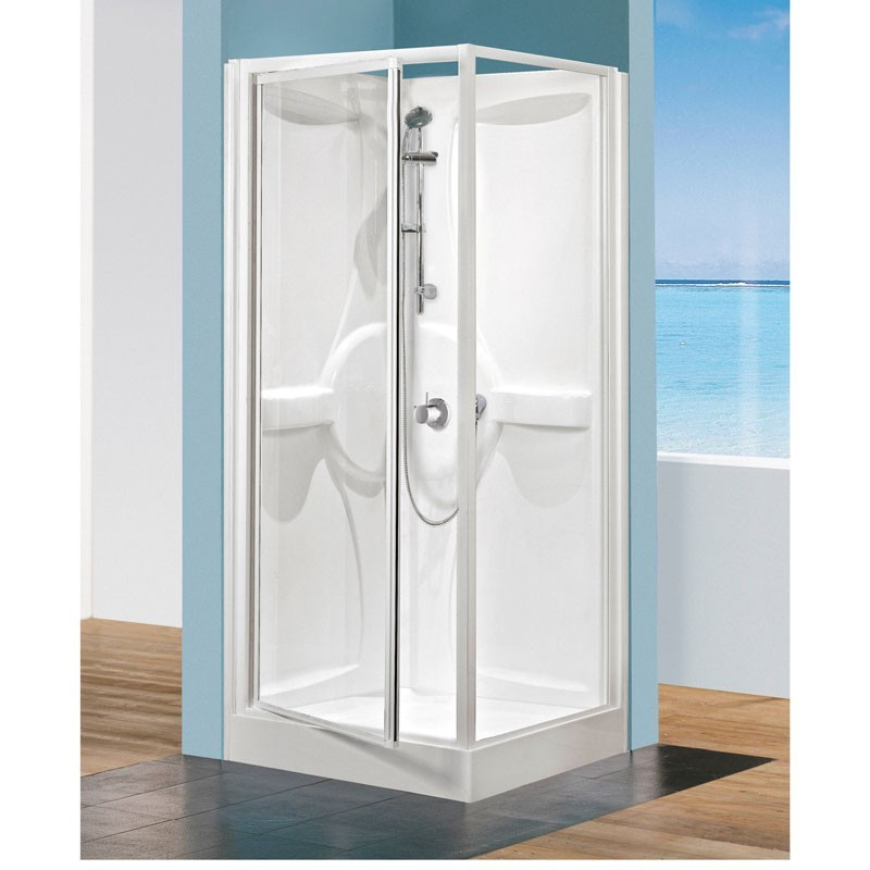 Thermostaatkraan Grohe Douchecabine Media 90x90cm