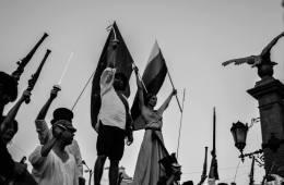 Свободата води народа.  Снимка: Савина Петкова