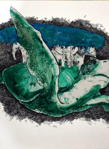 Илюстрация: Виктория Георгиева
