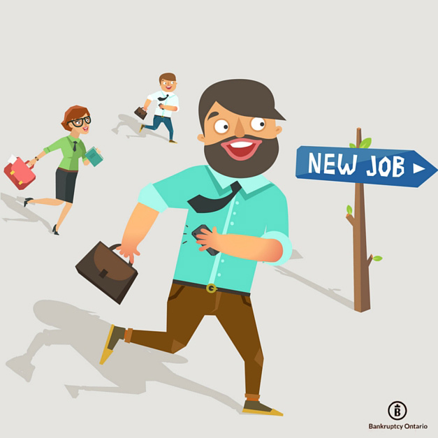 What Happens If I Change Jobs While I\u0027m Bankrupt? - Bankruptcy Ontario