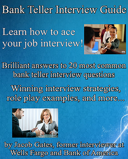 Bank Teller Interview Wells Fargo Positions