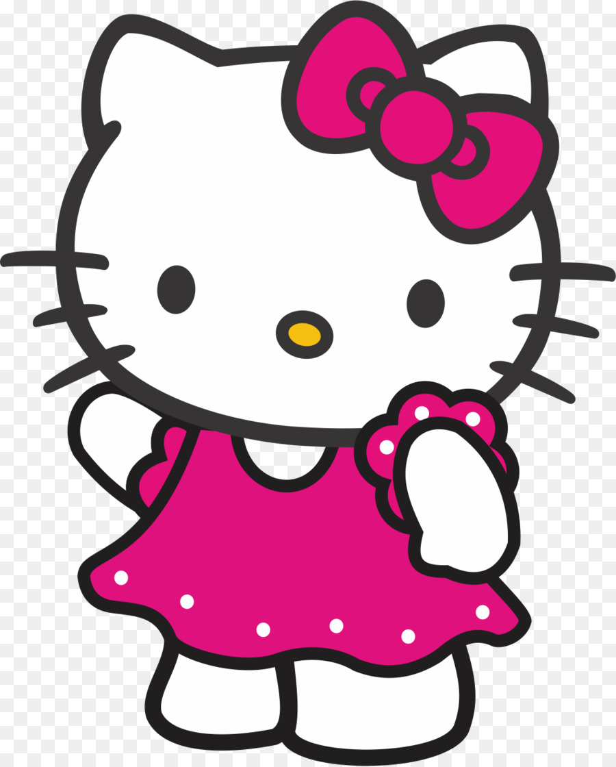 Hello Kitty Küchenmaschine Hello Kitty Drawing Png Download - 1048*1303 - Free ...