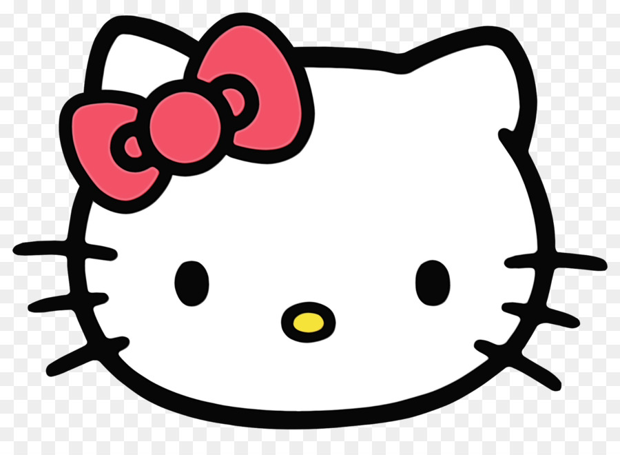 Hello Kitty Küchenmaschine Hello Kitty Head Png Download - 1600*1139 - Free ...